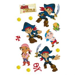 Mini personagem decorativo Jake e os Piratas