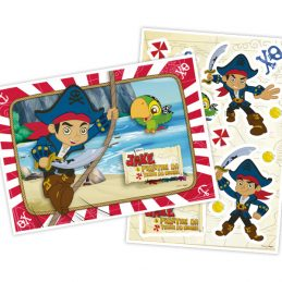 kit Decorativo Jake e os Piratas
